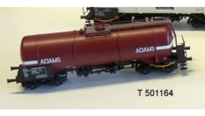 Wagon Citerne ADAMS    SNCF