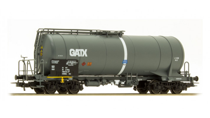 Wagon citerne GATX