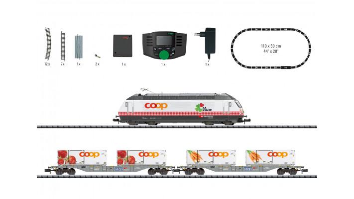 Startpackung Güterzug Epoche VI
