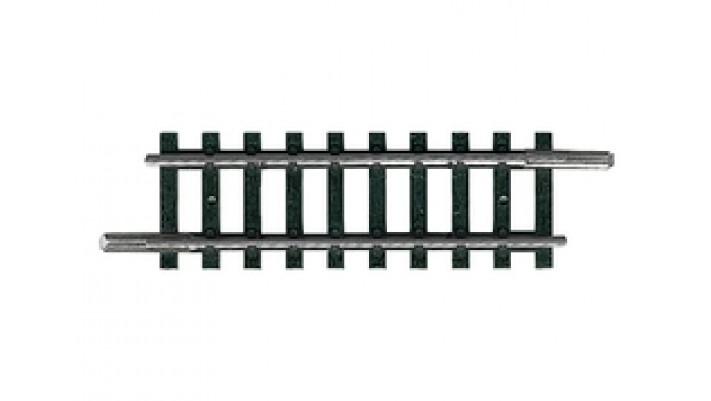 Rail droit 50 mm
