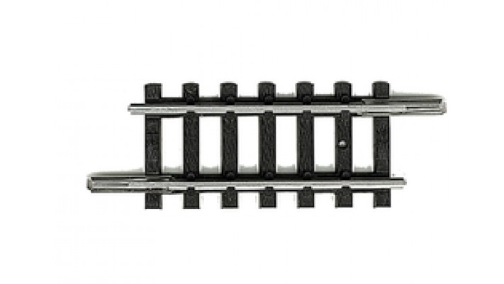 Rail droit 33,6 mm