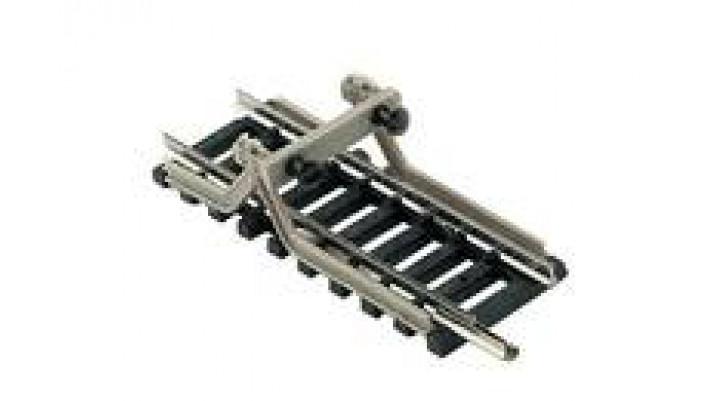 Rail avec butoir 50 mm