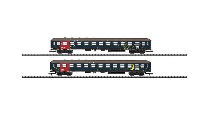 Liegewagen-Set DSB