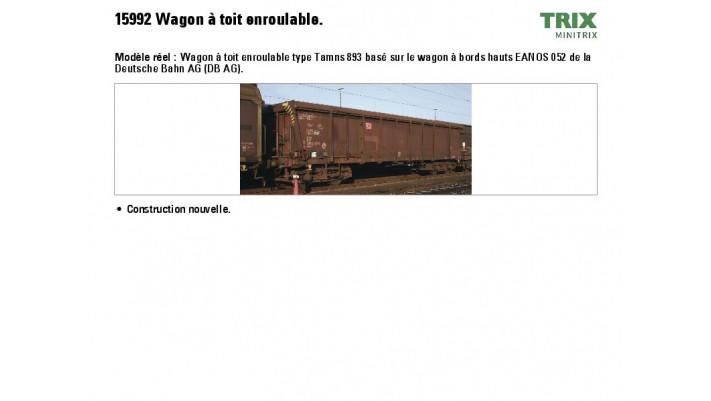 G?erwagen DB Cargo