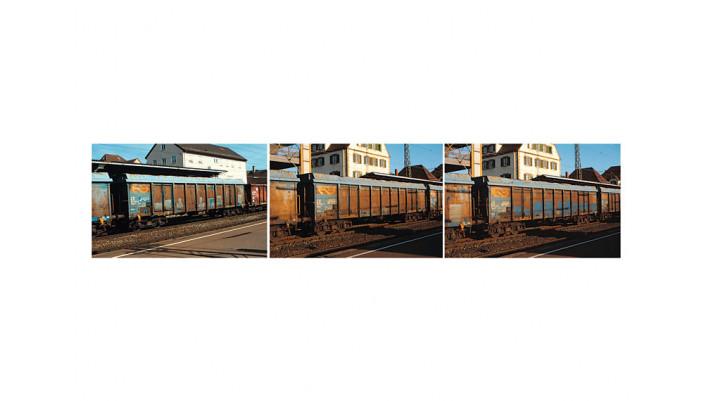 Güterwagen-Set Ealnos NS
