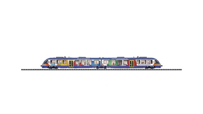 Dieseltriebwagen BR 648.2