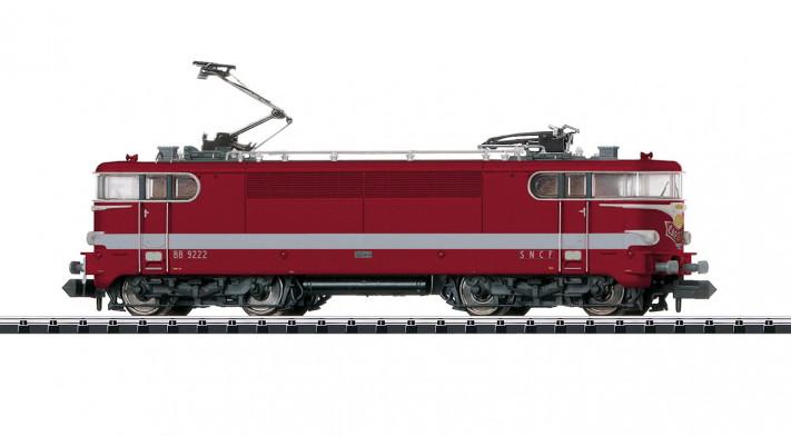 Loco électrique BB 9200 Le Capitole  SNCF