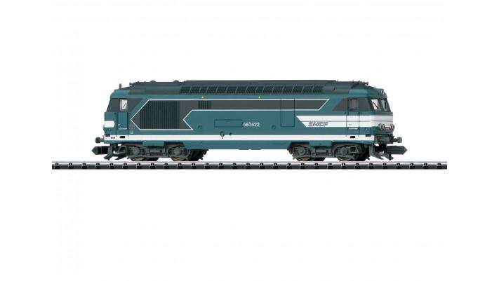 Diesellokomotive Serie 67400 SNCF