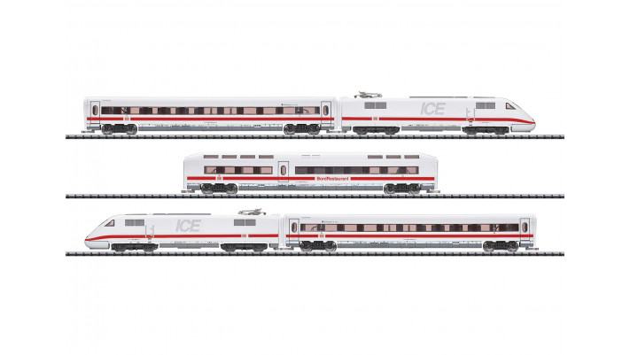 InterCity Express -  DB AG  -  époque : VI