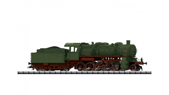 Güterzug-Dampflok R. G12, W.St.E., Ep. I