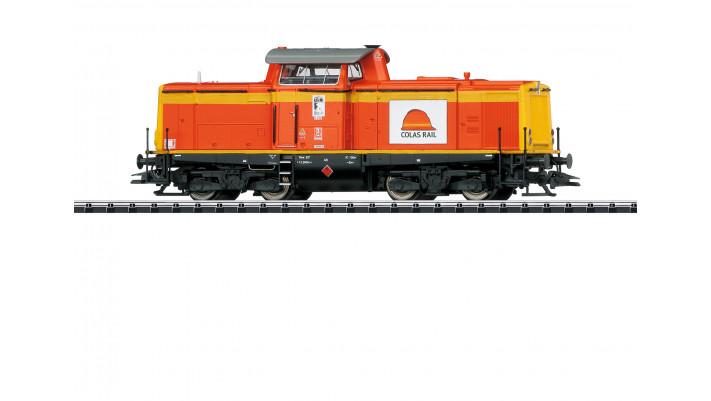 Diesellok BR 212, Colas Rail, F, VI SNCF
