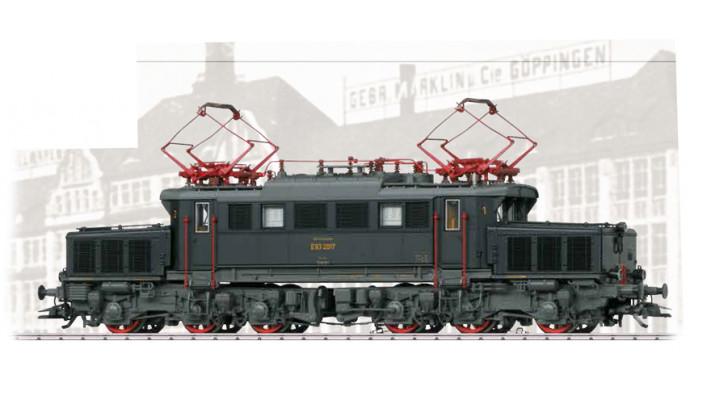 E-Lok BR 93 NOIRE