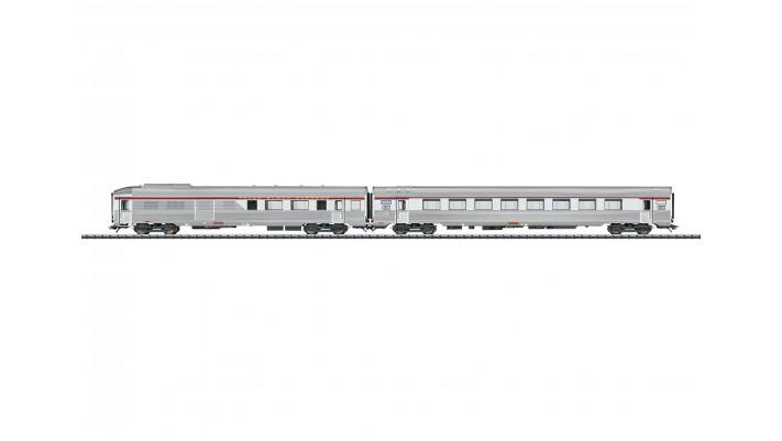 TEE-Set L'Etoile du Nord SNCF -  nouveauté été 2017