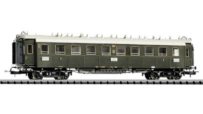 Voiture 3ème classe pour trains rapides  Type C 4ü Bay 08 de la Deutsc