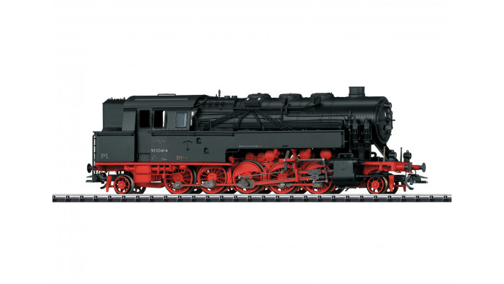 Dampflokomotive BR 95 Öl, DR, IV