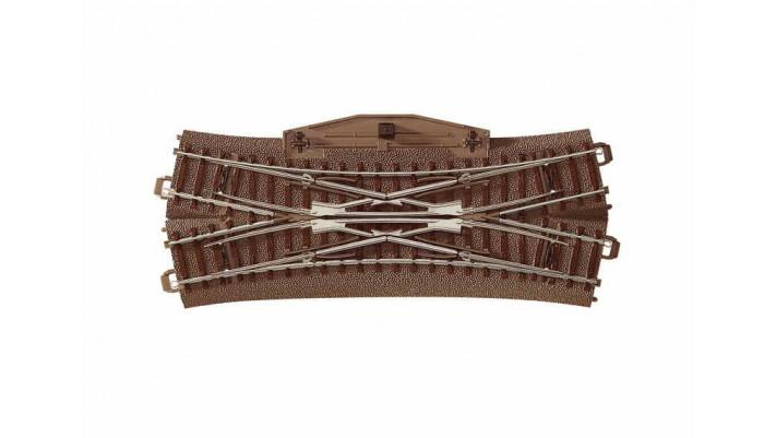 Traversée Jonction Double electrique 188,3 m
