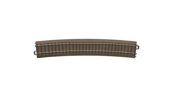 Rail courbe  r1114,6 mm, 12,1 G