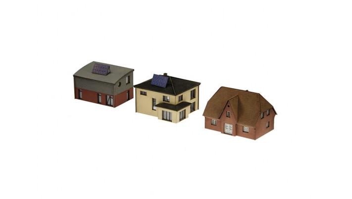 Bausatz moderne Einfamilienhä
