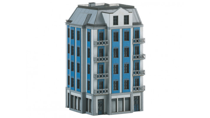 Bausatz Eck-Stadthaus Jugends