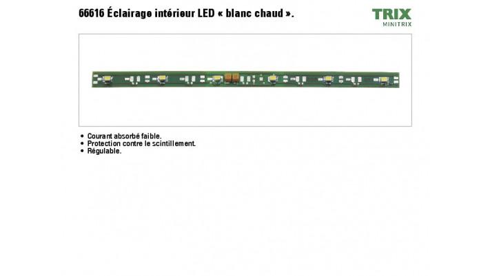 LED Innenbeleuchtung warm-wei