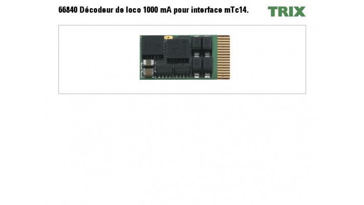 Lokdecoder f? 14pol-Schnitts