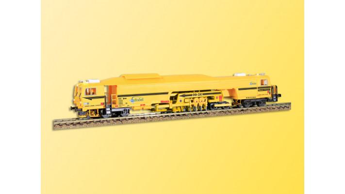 H0 Schienenstopfexpress 09-3X Infra