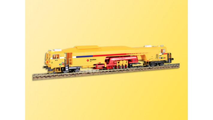 H0 Schienenstopfexpress 09-3X Struk