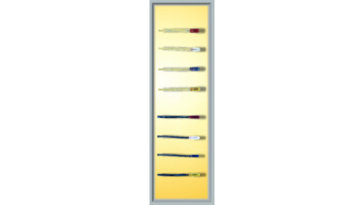 2 Glühlampen, gelb, d 1,8 mm, 16 V,