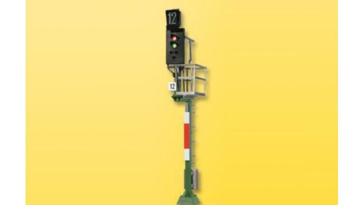H0 Ks-Hauptsignal als Einfahrsignal