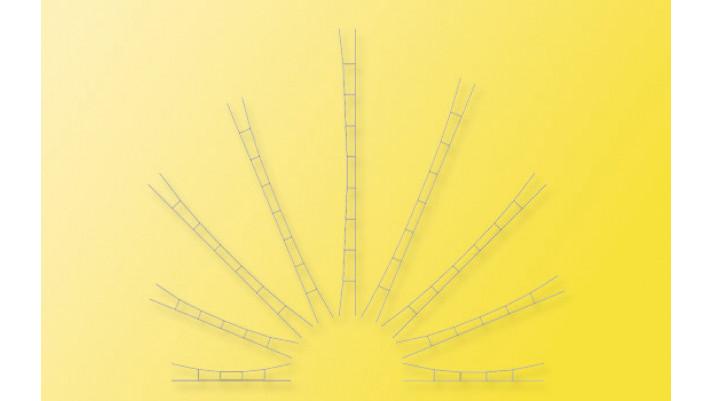 TT Universal-Fahrdraht 261 - 290 mm
