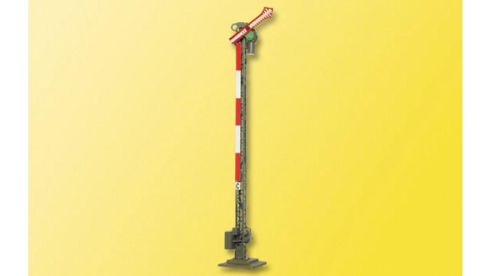 H0 Form-Hauptsignal, bayerisch mit Gittermast