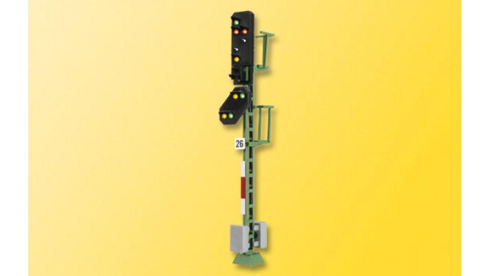H0 Licht-Ausfahrsignal mit Vorsignal MT