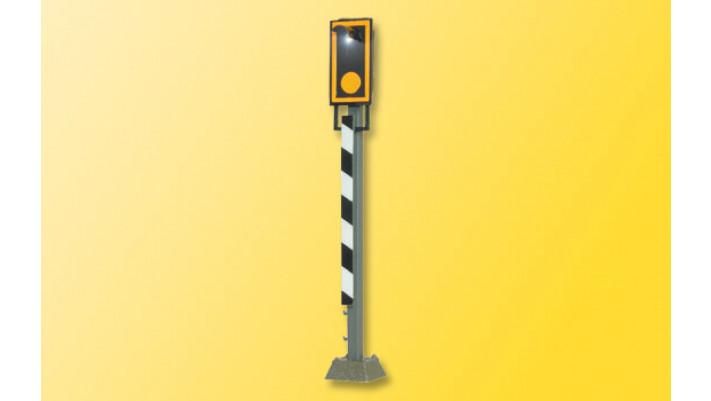 H0 Blinklicht-Überwachungssignal modern
