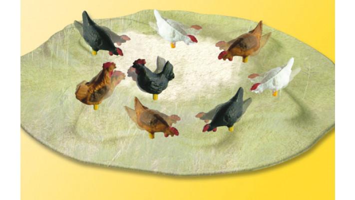 H0 Hühnerhof