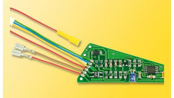 H0 Einzelweichendecoder für C-Gleis