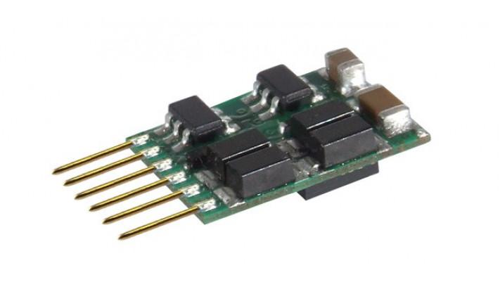 N Lokdecoder mit Stiftleiste