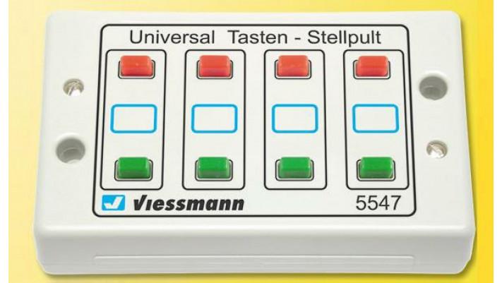 Universal Tasten-Stellpult