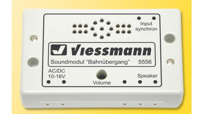 Soundmodul Bahnübergang