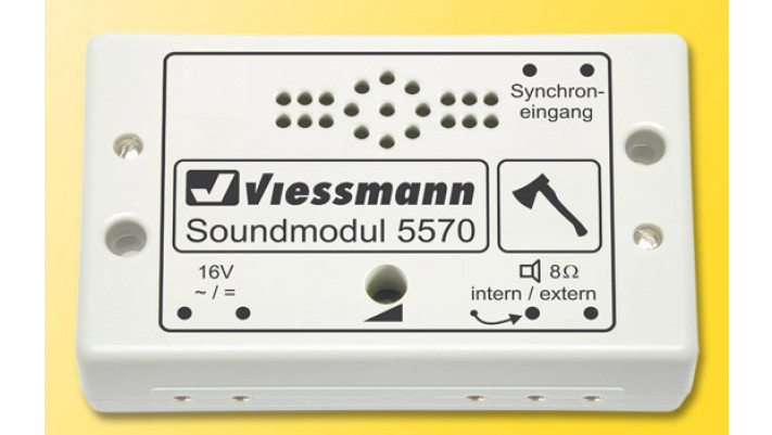 Soundmodul Holzhacker