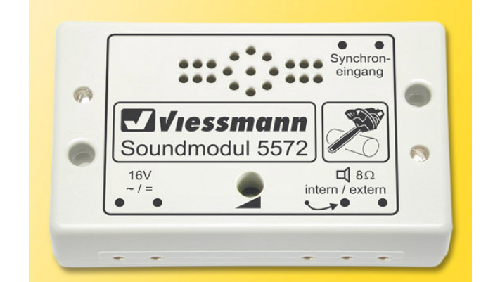 Soundmodul Kettensaege