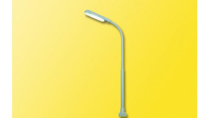 H0 Peitschenleuchte mit KSS, LED weiß
