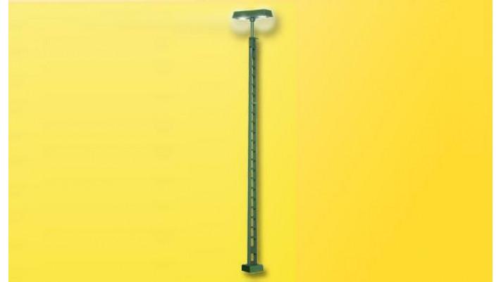 H0 Gittermastleuchte, mit KSS und LED