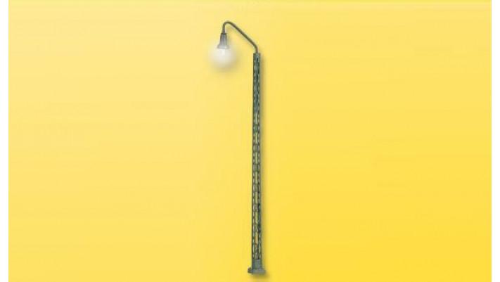 H0 Gittermastleuchte 140 mm