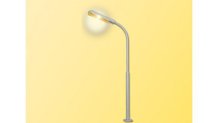 N Peitschenleuchte, LED gelb
