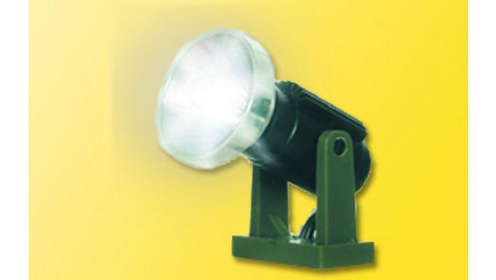 N Flutlichtstrahler nied, LED weiß