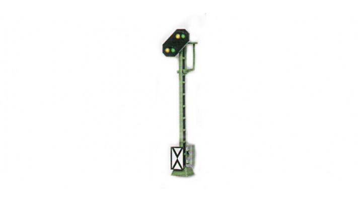 H0 Bausatz Licht-Vorsignal