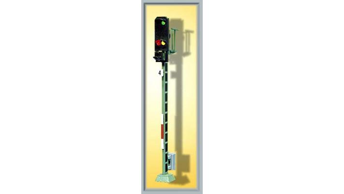 H0 Bausatz Licht-Einfahrsignal