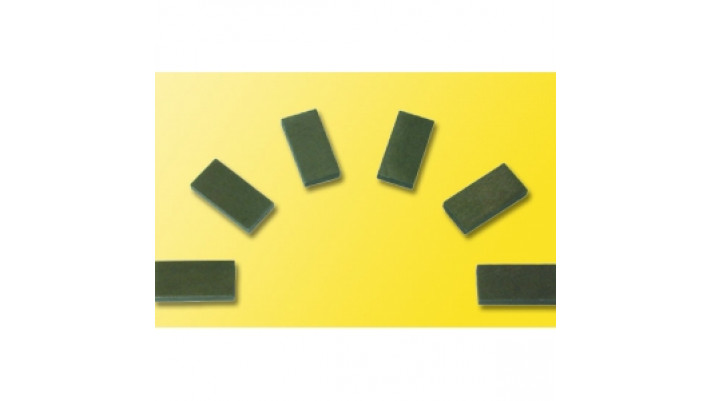 Fahrzeugmagnete, 10 mm x 5 mm x 1,5 mm, 6 Stück