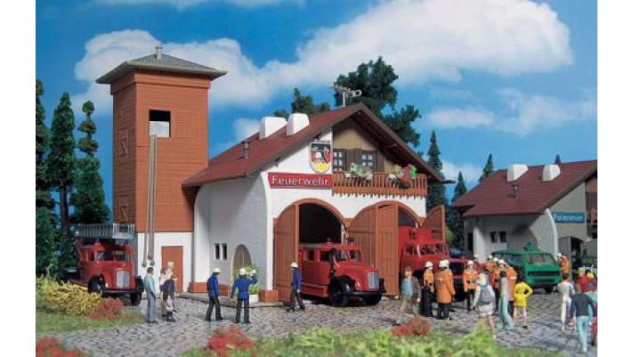 Remise de pompier