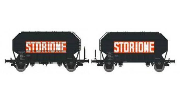 SET de 2 Wagons FRANGECO B Boîte à